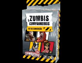 Zombicide Segunda Edição - Zumbis e Companheiros - Kit de conversão