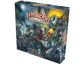 Zombicide Friends and Foes - Green Horde e Black Plague