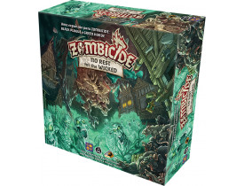Zombicide No Rest for the Wicked - Green Horde e Black Plague