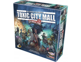 Zombicide Toxic City Mall